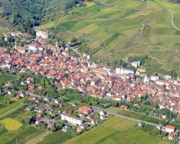 Tout ce qu'il faut voir à Ribeauvillé en Alsace