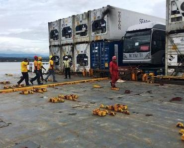 Un bus fonctionnant à l'hydrogène au Costa Rica