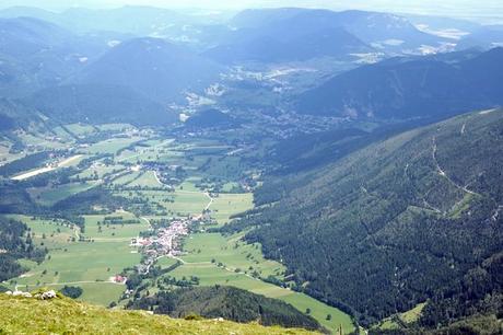 autriche basse-autriche schneeberg