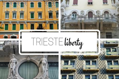 italie trieste liberty art nouveau