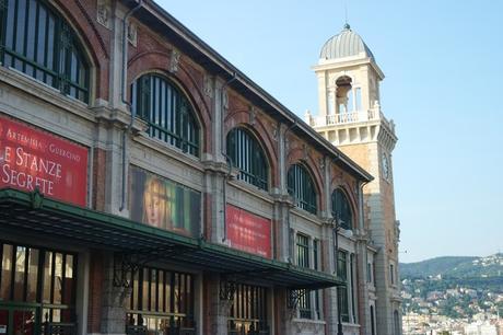 italie trieste liberty pescheria centrale