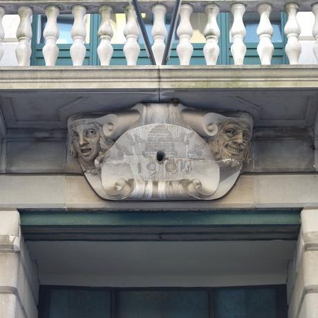 italie trieste liberty hôtel balkan
