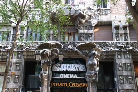 italie trieste liberty palais vivanti giberti