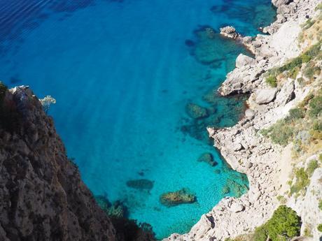 Baie de Naples : Procida et Capri