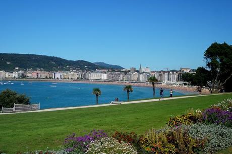 espagne pays basque san sebastian palais miramare jardins