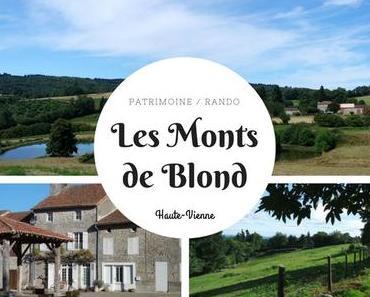 Journée dans les Monts de Blond