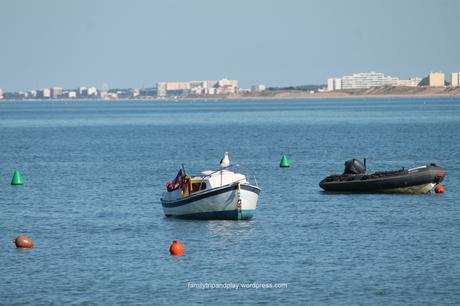 Un dimanche en bord de mer