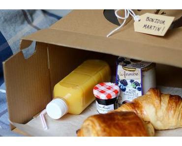 Code promo pour votre petit déjeuner avec Le Petit Croissant HK