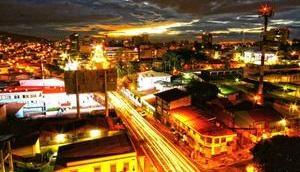 José, troisième ville monde avoir l'électricité (part