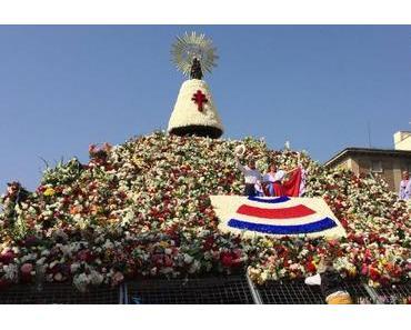 Le Costa Rica se montre dans les festivités à Saragosse