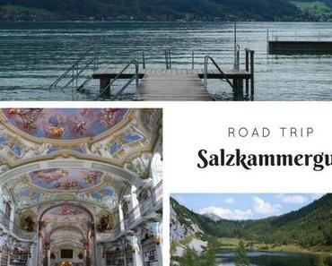 Quatre jours de road trip dans le Salzkammergut... sous la pluie