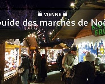 Vienne - Guide des marchés de Noël 2017