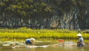 VIETNAM visite pays King Kong jours dans région Ninh Binh