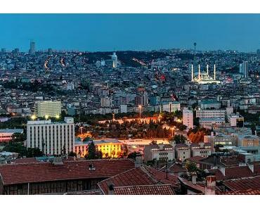 Tous à la découverte d'Ankara !