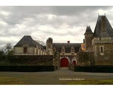Le château de Goulaine, entre vignes et marais