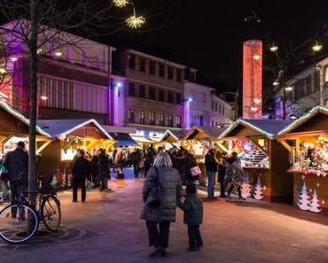 Découvrir le marché de Noël de Haguenau