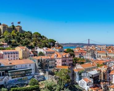 Lisbonne entre belles découvertes et grosses galères