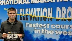 dernier marathon...