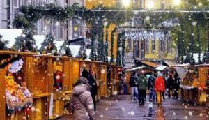 Découvrir marché Noël d'Annecy