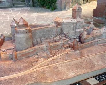Découvrir le château du Haut-Kœnigsbourg en Alsace