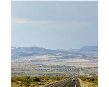 Rejoindre Las Vegas via Joshua National Park & le desert de Mojave