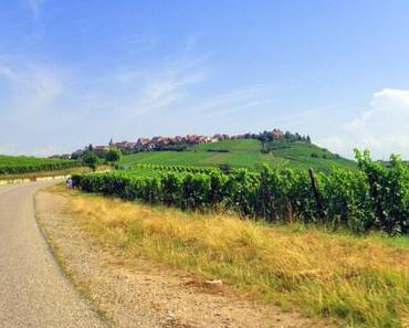 Zellenberg, le village perché du vignoble d'Alsace