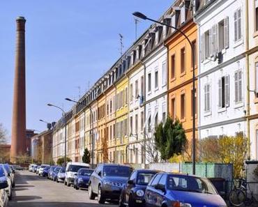 Balade dans la cité ouvrière de Mulhouse