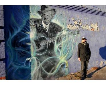 Road Trip d'un Bluesman aux USA, par Jerry T