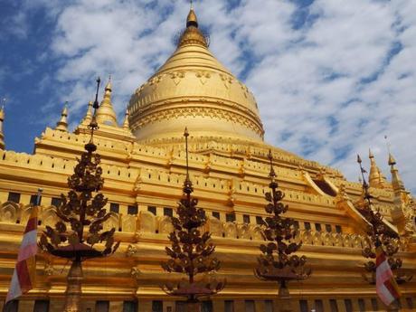 Bagan, ses temples au rythme du soleil