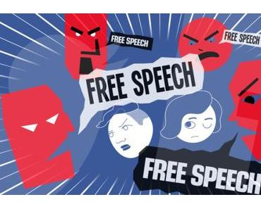 Thursday Thunder: free speech