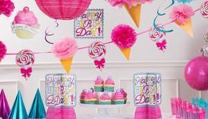 British birthday parties