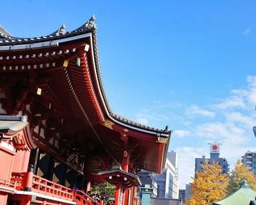 Japon : Tokyo – Quartier Asakusa