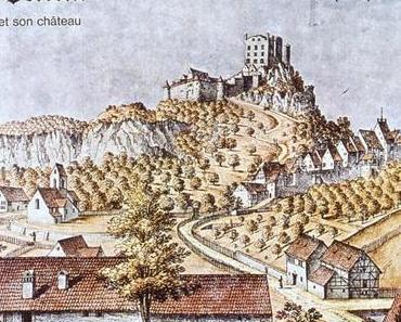 A l'assaut du château de Ferrette