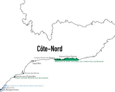 QUÉBEC |Road-trip de 10 jours sur la Côte-Nord
