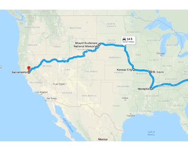 Comment traverser les Etats-Unis à moindre coût ? [Traversée USA]
