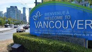 City Guide pour quatre jours visite Vancouver