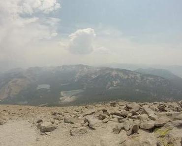 Mammoth Mountain en plein été, le temps d'un week-end