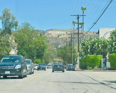 Randonnée au Hollywood Sign