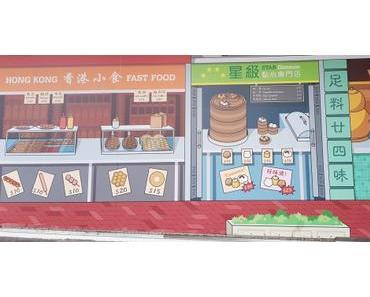 Aventures culinaires #1 – Mais qu'est-ce qu'on mange à Hong-Kong?