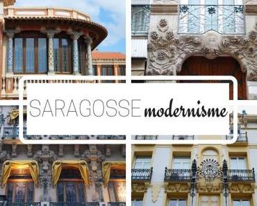 Balade art nouveau à Saragosse