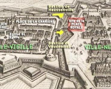 Découvrir l'arc de triomphe Héré à Nancy