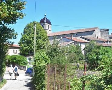 Pérouges cité médiévale proche de Lyon et plus beau village de France