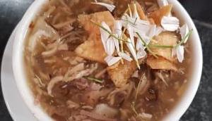 Aventure culinaire#5 soupe serpents