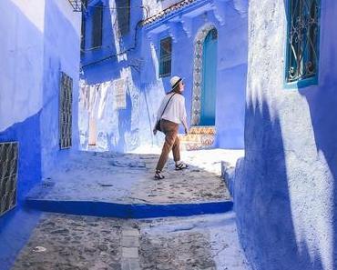 MAROC   La médina bleue de Chefchaouen