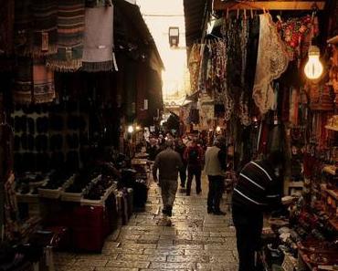 מחברות ירושלים – Les carnets de Jérusalem