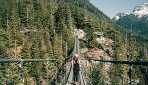 CANADA Séjour montagne Squamish