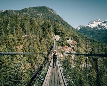 CANADA | Séjour en montagne à Squamish