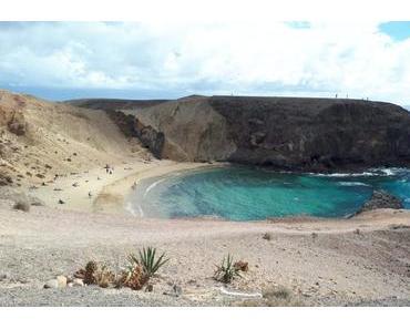 Carnet de voyage à Lanzarote aux Canaries