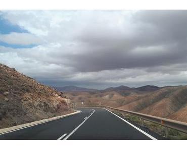 Carnet de voyage à Fuerteventura aux Canaries