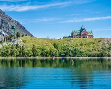 Waterton Lakes National Park, le parc national à ne pas manquer en Alberta!